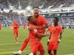 بالفيديو.. نيمار يخطف انتصارًا ثمينًا لباريس سان جيرمان من بوردو بالدوري الفرنسي