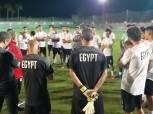 تفاصيل مران المنتخب الأولمبي.. ورسالة شوقي غريب لـ اتحاد الكرة «صور»