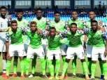 منتخب نيجيريا يتفقد ملعب السلام قبل مواجهة كوت ديفوار