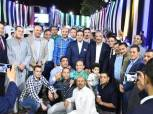 بالصور| هاني العتال في فطار جماعي بحضور لفيف من أعضاء مجلس النواب