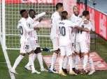 ليفانتي يقلب الطاولة على ريال مدريد ويفوز 2-1 بالدوري الإسباني «فيديو»
