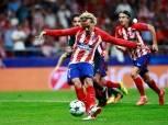 الدوري الإسباني  «جريزمان وتوريس» يقودان قائمة أتلتيكو مدريد لمواجهة برشلونة