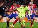 جواو فيليكس يقود هجوم أتلتيكو مدريد أمام برشلونة