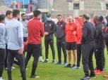 موسيماني يحذر لاعبي الأهلي من السقوط أمام فيتا كلوب