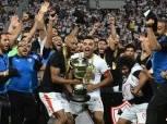 بعد الفوز بالكأس.. الزمالك يمنع لاعبيه من الظهور بالإعلام