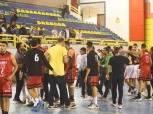 سب وقذف واعتداء وأحداث شغب في قمة الأهلي والزمالك لكرة السلة