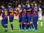 رسميا.. برشلونة يعلن رحيل مهاجمه إلى روما الإيطالي