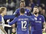 8 مباريات قوية في إياب حسم التأهل لربع نهائي الدوري الأوروبي
