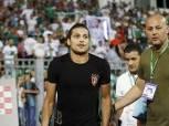 إسلام صلاح يؤازر «المصري» أمام «الهلال السوداني»