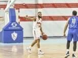 الزمالك بعد الانتصار على سموحة في دوري السلة: انا جمهوري واقف في ضهري