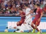بالفيديو.. ريال مدريد يسقط أمام روما وديًا