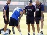 مدرب برشلونة يؤكد غياب ميسي عن افتتاح مباريات الدوري الإسباني