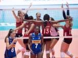 إيطاليا تفوز على أمريكا بصعوبة في بطولة العالم لناشئات الطائرة