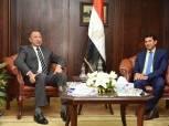 """الأهلي يطالب وزير الرياضة بإزالة لافتات """"القرن"""" من نادي الزمالك"""