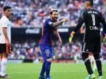 شاهد  بث مباشر لمباراة فالنسيا وبرشلونة في قمة الجولة 13 من الدوري الإسباني