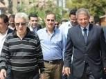 «مرتضى» عن خالد عبد العزيز: حضوره مبارياتنا يدعم الفريق.. فقد صوابه ويجب حبسه