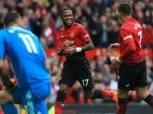 تعرف على تشكيل المان يونايتد أمام مانشستر سيتي.. «مارسيال» يقود الهجوم
