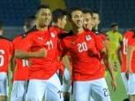 بث مباشر (مصر 2 - 0 ليبيا) هدفان لفتوح ومصطفى محمد وإصابة الشناوي