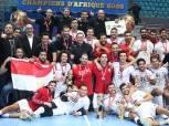 منتخب مصر لكرة اليد يصل البحرين لخوض وديتين استعدادا للمونديال