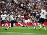 مدرب أستون فيلا عن أداء تريزيجيه أمام توتنهام: كان بإمكانه قتل المباراة