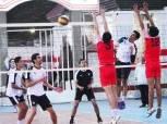 شباب الزمالك يفوز على بلدية المحلة ببطولة الجمهورية للطائرة