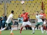 بالفيديو| الأهلي يتقدم على المصري في الشوط الأول برأسية «كوليبالي»