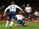 فيديو| «توتنهام» يقسو على «مانشستر يونايتد» بثلاثية