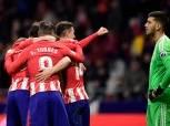 جريزمان يقود هجوم أتليتكو مدريد أمام ألافيس