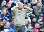 جوارديولا: مانشستر سيتيلن ينافس ليفربول على الدوري هذا الموسم