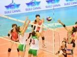 منتخب اليابان يفوز على بلغاريا.. ويتصدر مجموعته ببطولة العالم لناشئات الطائرة
