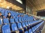 طلبوا 5 آلاف وحضر 50.. شاهد جماهير بيراميدز في مباراة الرجاء «صور»