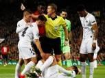 مقاضاة باريس سان جيرمان لانتهاك حقوق البث في مواجهة مانشستر يونايتد