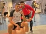 عويس في «ستاد الوطن»: الشناوي هيلعب ماتش بيراميدز وعرض ألماني لمصطفى محمد