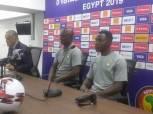 المدير الفني لمنتخب غانا: نحترم الكاميرون وجاهزون للفوز عليه غدا