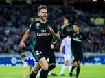 ريال مدريد يعير مايورال إلى ليفانتي مجددًا