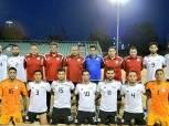 منتخب مصر للكرة الشاطئية يتأهل للدور الثاني ببطولة كأس العالم للقارات