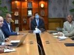وزير الرياضة يجتمع باللجنة المنظمة لبطولة العالم لليد 2021 (صور)
