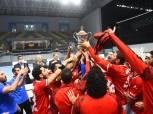 الأهلي: تلقينا تهاني الفوز بالكأس من لاعبي الزمالك قبل نهاية المباراة