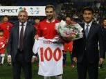 «إيفانوفيتش» يخوض المباراة الـ100 دوليا