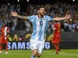 فيديو.. الأرجنتين تتقدم بهدف ميسي على الإكوادور فى تصفيات مونديال 2022