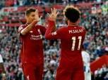 «صلاح» يعود لتدريبات ليفربول استعدادا لتوتنهام