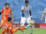 الدوري الإسباني| مالاجا «المتذيل» يخطف ثلاث نقاط غالية من ملعب ريال سوسيداد