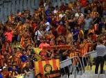 النهائي الأفريقي  القبض على 7 مشجعين للترجي قبل مواجهة الأهلي