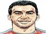 """أحمد الأحمر """"نمبر 1"""" على جميع لاعبي العالم في كرة اليد"""