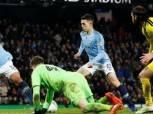بالفيديو| مانشستر سيتي يكتسح بيرتن ألبيون بتسعة أهداف بكأس الرابطة الأنجليزية