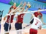 أمريكا تتخطى صربيا في أقوى مباريات اليوم الثاني من بطولة العالم