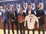 خالد مرتجي يروي التفاصيل الكاملة لزيارة وفد الأهلي لـ «ريال مدريد»