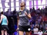 رنيم الوليلي تفوز على «راشيل جرينهام» في بطولة أمريكا المفتوحة للإسكواش