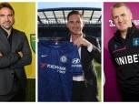 أبرزهم لامبارد.. 5 مدربين يظهرون لأول مرة في تاريخ الدوري الإنجليزي