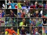 بالفيديو| أهداف «ميسي» الـ100 في البطولات الأوروبية